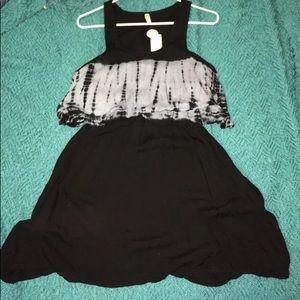 TYE-DYE SUMMER DRESS